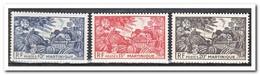 Martinique 1947, Postfris MNH, Fruit - Martinique (1886-1947)