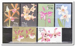 Nevis 1999, Postfris MNH, Flowers, Orchids - St.Kitts En Nevis ( 1983-...)