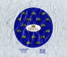 # TRUFAL SPAIN ORANGE PAPER FRUIT WRAPPER Orangenpapier Papier D´Orange, Naranja Arancia Fruit - Frutta E Verdura