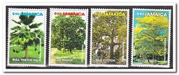 Jamaica 2000, Postfris MNH, Trees - Jamaica (1962-...)