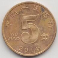 @Y@     China    5 Jiao  2014     (3920) - China