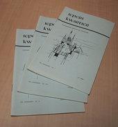 Ieper - IEPERS KWARTIER - Jaargang 1988 - Revistas & Periódicos