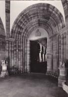Benediktiner-Abtei Seckau - Das Romanische Portal Mit Den Beiden Löwen * 1966 - Seckau