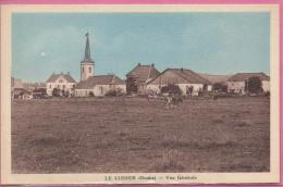 LE LUHIER - Vue Générale - Otros Municipios