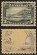 Canada  Sc# 156  (*)   MH   1928 - 1911-1935 Reign Of George V