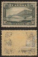 Canada  Sc# 156  (*)   MH   1928 - Unused Stamps