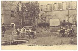 Cpa Rodez - Lycée - Classe En Plein Air     ((S.967)) - Rodez