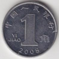 @Y@     China    1 Jiao  2008     (3932) - China