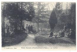Cpa Rodez - Ecole Normale D'Institutrices - Le Parc    ((S.968)) - Rodez