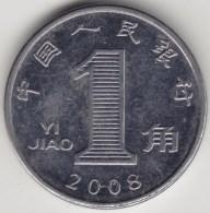 @Y@     China    1 Jiao  2008     (3933) - China