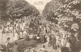 AMIENS : MARCHE SUR L'EAU - Amiens