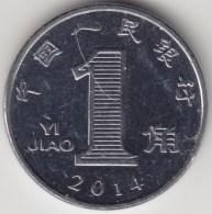 @Y@     China    1 Jiao  2014     (3952) - China