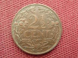 PAYS BAS Monnaie De 2 1/2 Cent 1941 - [ 3] 1815-… : Kingdom Of The Netherlands