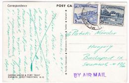 CP1231 Pakistan 1965 Karachi Qamar House And Port Trust Nice Stamp - Pakistan