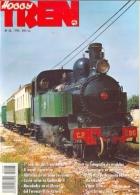 Hoobytren-28. Revista Hooby Tren Nº 28 - Books And Magazines