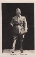 Histoire - Espagne - Carte-Photo - Général Franco - Espana - Historia
