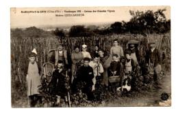 Marsannay La Cote Côte D´Or Quillardet Vendanges 1911 Coteau Des Grandes Vignes Bourgogne Vin Viticulture Gastronomie - Andere Gemeenten