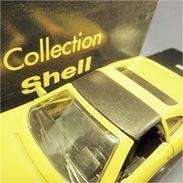 * VOITURE FERRARI 348 TS COLLECTION SHELL # Publicité Essence Automobile Modèlisme - Publicitaires - Toutes Marques