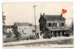 12465-LE-62-FORTEL-La Gare - Sonstige Gemeinden