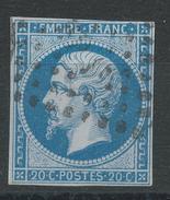 Lot N°32967  N°14B, Oblit à Déchiffrer - 1853-1860 Napoleon III