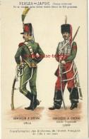 Image Ancienne-transformation Uniformes Armée Française Depuis 1789-chasseur à Cheval 1814-1869-pub Perles Du Japon 6 - Unclassified