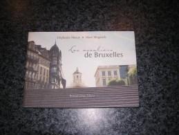 LES ESCALIERS DE BRUXELLES Régionalisme Architecture Ixelles Woluwé Schaerbeek Watermael Auderghem Saint Josse Forest - Cultural