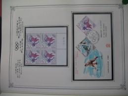 """Jeux Olympiques  D´ Hiver 1980   """" Lake PLACID """" - Winter 1980: Lake Placid"""