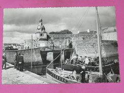 CONCARNEAU  1950    VUE  GENERALE    10X15 CM - Concarneau