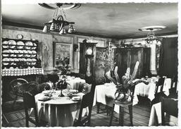 PONT CROIX - Hôtel POUPON - Salle Bretonne Du Restaurant - Pont-Croix