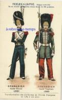 Image Ancienne-transformation Uniformes Armée Française Depuis 1789 -grenadier1830-1869-pub Perles Du Japon 47 - Ohne Zuordnung