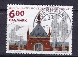 Denmark 2011 Mi. 1669 A     6.00 Kr. Københavns Hovedbanegård Central Station Anniversary (from Sheet) - Dänemark