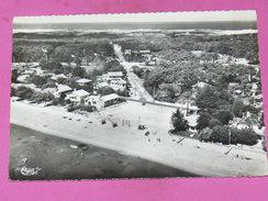 LEGE CAP FERET  / ARCACHON   1950   VUE GENERALE  FORMAT  10X15 Cm - Autres Communes