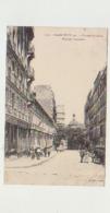 PARIS - 75017 - GROUPE SCOLAIRE PASSAGE LEGENDRE - CIRCULE - TIMBRE / CACHET 1906 - TB - ANIMEE - ATTELAGE . - Arrondissement: 17
