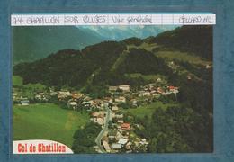 74-CHATILLON SUR CLUSES-Vue Générale- Non écrite - 2 Scans - 10.5 X 15 - CELLARD - Sin Clasificación