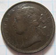 Mauritius 2 Cents 1883 - Maurice