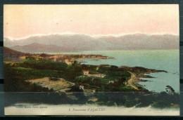 # - Panorama D'AJACCIO (Edition Martin Paoli)(carte Vierge) - Ajaccio