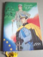 1998 - CALENDARIO STORICO GUARDIA DI FINANZA (130214) - Calendari