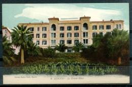 # - AJACCIO - Le Grand-Hôtel (Edition Martin Paoli)(carte Vierge) - Ajaccio
