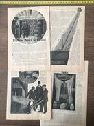 ANCIEN DOCUMENT 1908 NOTRE AMI LE FROID CHAMBRE FROIDE - Collezioni