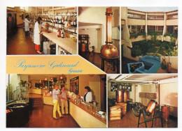 GRASSE--Parfumerie GALIMARD--Multivues (animée),carte Publicitaire  Cpm  éd SMD Imp Combier - Grasse