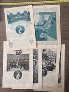 ANCIEN DOCUMENT 1908 POUR LA DEFENSE DE FONTAINEBLEAU - Collezioni