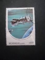 Nicaragua N°1331 SOYOUZ Oblitéré