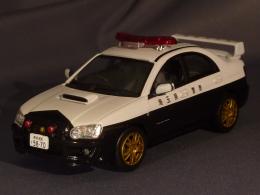 Norev 800071, Subaru Impreza WRX Police (J), 2003, 1:43 - Norev