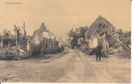 Langemarck (1914-1918) - Langemark-Poelkapelle
