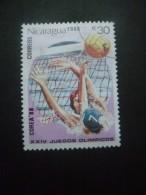 Nicaragua N°1498 JEUX OLYMPIQUES De SEOUL 1988 Oblitéré