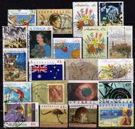 AUSTRALIEN 1990-1994 - Lot 21 Verschiedene Used - 1990-99 Elizabeth II
