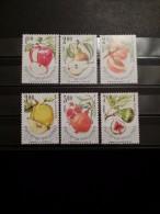Bulgaria, 1993, Mi: 4055/60 (MNH) - Fruits