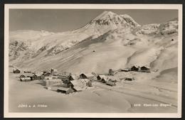 ZURS  A. 1720m  / Ed. Risch-Lau, Bregenz N° 8818  / Non Voyagée  -  Avant 1955 - Zürs