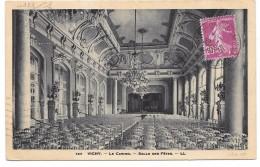 03 - VICHY - LE CASINO - SALLE DES FÊTES - Ed. LL N° 320 - 1937 - Vichy
