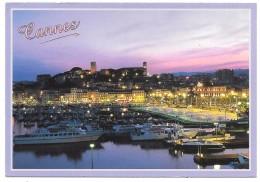 06 - CANNES - Le Suquet - Le Port - Ed. MSC Cartes - 1998 - Cannes